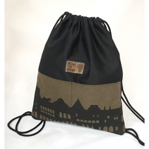 SILOUETTE gym bag