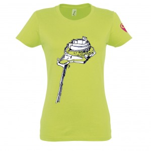 RE:WIND t-shirt for women