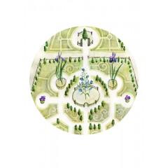 Keszeg Ágnes - Castle Gardens  #4 - Print A3