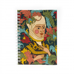Notebook NOBLEWOMEN - Susanna Lorantffy