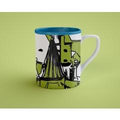RE:WIND ceramic mug