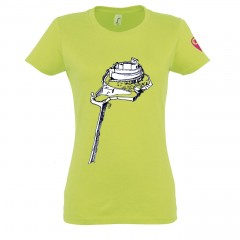 RE:WIND t-shirt for women