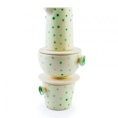 CONDENS mugs and milk jug