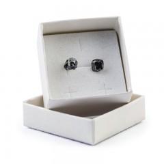 Monom PIATRA Patinated Earrings