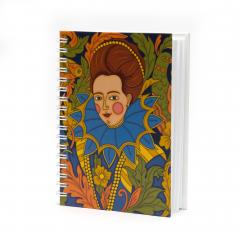 Notebook NOBLEWOMEN - Catherine of Brandenburg